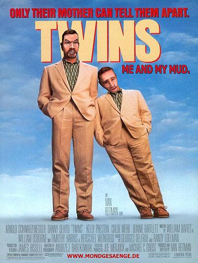 Carteles de pelicula Twins_400
